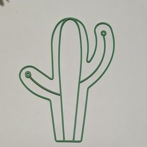 FREE W $10 Purchase - Cactus Home Decor